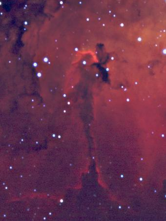 Eagle Nebula (column)