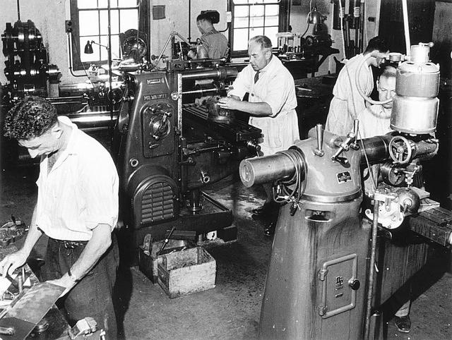 Workshop, 1950s