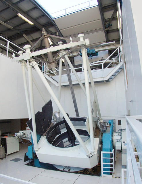 Siding Spring Observatory 2.3 m (mirror level 2)