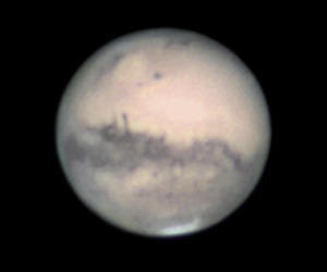 Mars through the 24-inch