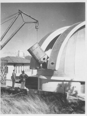 Telescope construction