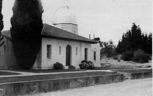 The Mount Stromlo Administration Building