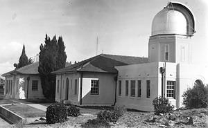 Commonwealth Solar Observatory, 1949