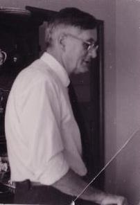 1958: Dr. Theodore Dunham, Jr., astronomer, engineer and physician