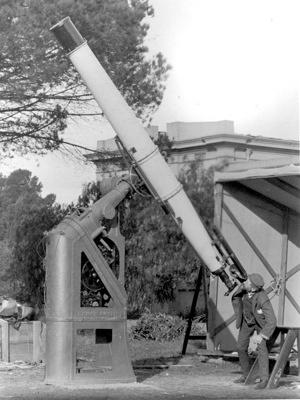 The Oddie Telescope in Melbourne