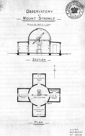 Plans for the Oddie Dome