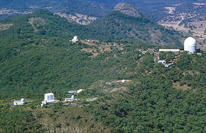 Siding Spring Observatory - General Views