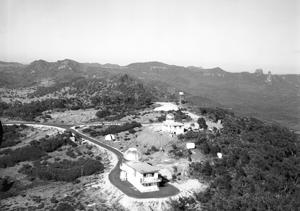 Aerial view, 1964