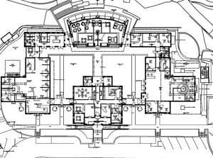 The CSO layout plan