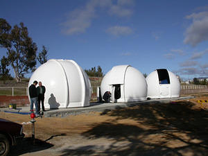 The Outreach Domes