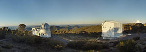Siding Spring Observatory (panorama)